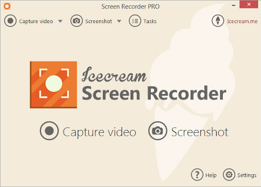Screen Recorder: record screen or make screenshots free - Icecream Apps