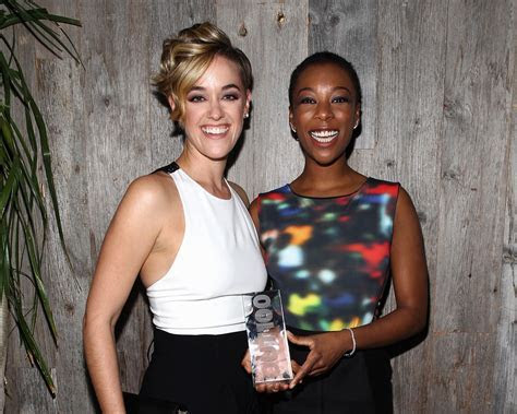Samira Wiley Shares First Photo of Herself ?Wifed? After