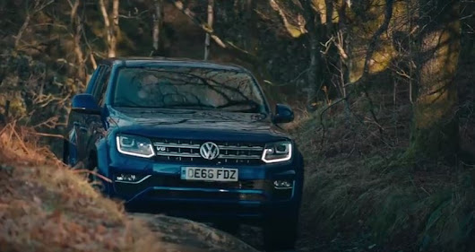 Why I'd love to become a VW Trailblazer - Daddacool