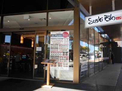 Where is Brisbanes Best Sushi Train?