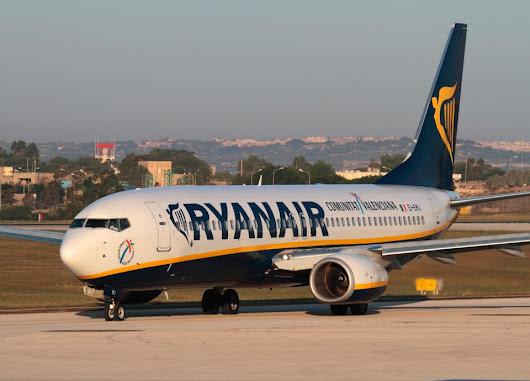 Simila Cyprus Holiday Rentals & Pafos Rent a Car - News - RyanAir start Dublin to Paphos Flights