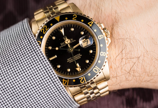 Think You Can't Afford a Rolex? Perhaps You Can.   | Mens Fashion Magazine