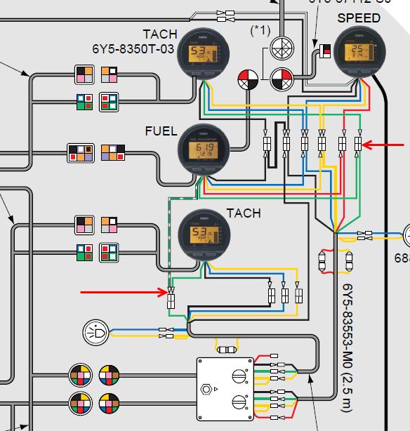 Auto Gauge Tach Wiring Diagram