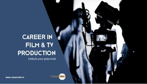 Careers In Tv And Film Production
