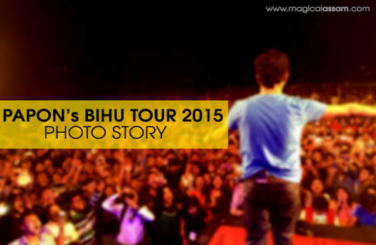 The 20 Top Moments From Papon's Bihu Tour That We're Still Talking About