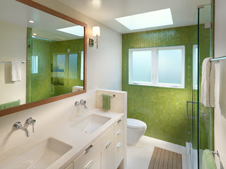 contoh dekorasi kamar mandi minimalis