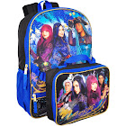 Disney Descendants Backpack with Insulated Lunchbox - Turquoise