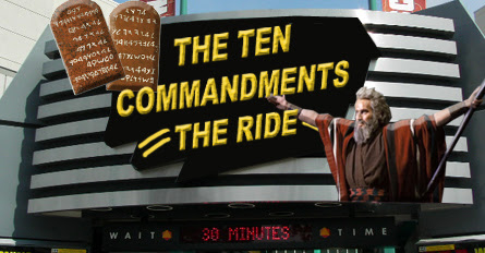 The New Ten-ish Commandments