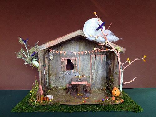 Halloween Party Barn