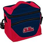 Logo Ole Miss Rebels Halftime Lunch Cooler