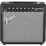Fender Champion Guitar Combo Amplifier - 20W - Black