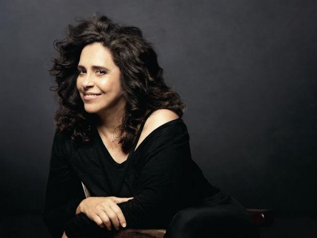 Gal Costa se apresenta no Teatro Guaíra, na quinta-feira (16) (Foto: Dilvulgação)