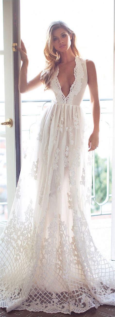 85 Comfortable Beach Wedding Dresses Inspiration 2017