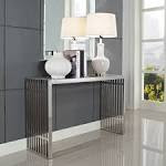 Furniture: Console Table Home Ideas, minimalist consol table ...