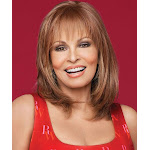 Top Billing 12 Lace Front & Monofilament Synthetic Wiglet by Raquel Welch in RL14/25, Length: Medium