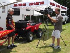 Still Interviewing Racer