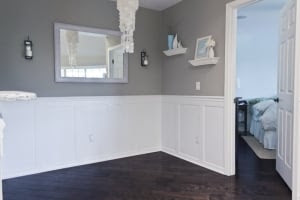 Dining Room Wainscoting Done Jenna Sue Design Blog