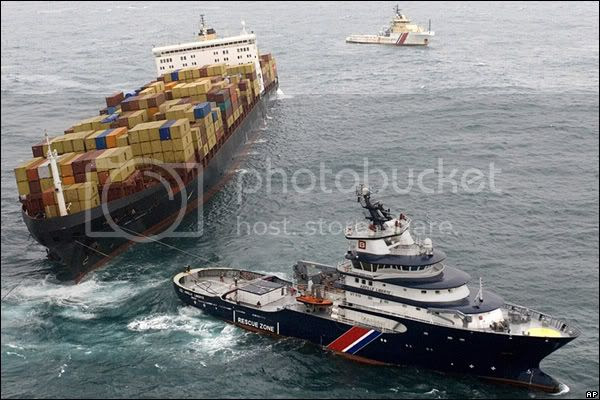 MSC Napoli Pictures, Images and Photos
