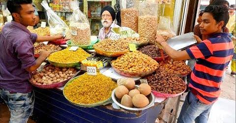 Chợ gia vị Ấn Độ lớn nhất, đa dạng nhất Indian Largest Spice market
