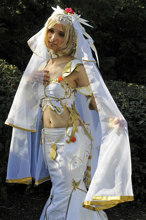 Wedding Ashe   FF XII: 4 by popecerebus on DeviantArt