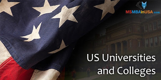 Best US Universities and Colleges