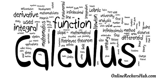 Origin of the calculus and its interesting applications