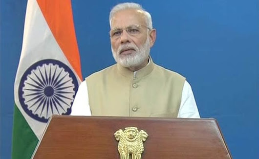 Watch PM Narendra Modi's Entire Speech On Discontinuing 500, 1000 Rupee Notes