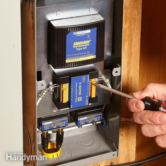 Power Surge: Protect All Your Electronics | Family Handyman