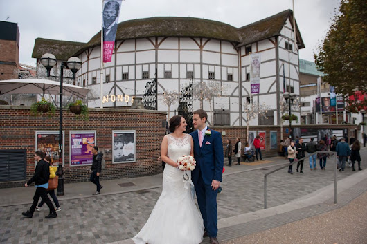 The Swan Restaurant at Shakespeares Globe Wedding