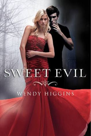 Sweet Evil by Wendy Higgins - out 1st May 2012
