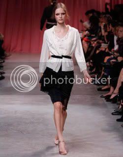 Paris Fashion Week: Nina Ricci Spring 2011