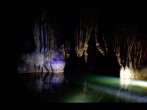 Expedition Team Discovers Rare Underground Karst Cave in South China