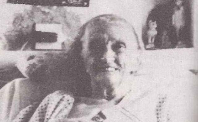 Dorothy Eady, foto de archivo.