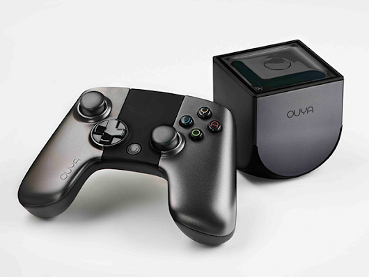 Enter For Your Chance To Win 1 Of 3 Revolutionary Ouya Gaming Systems