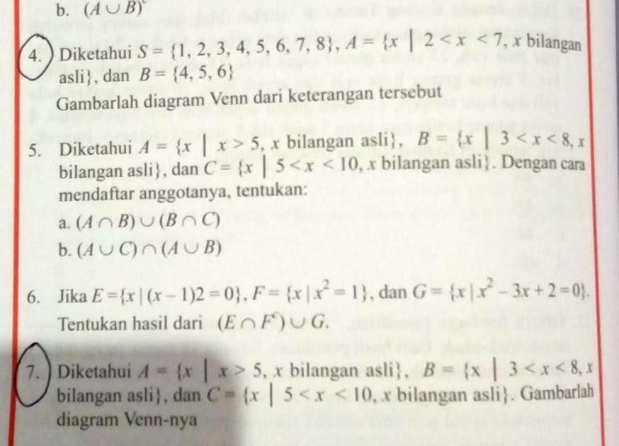 Kunci Jawaban Buku Paket Matematika Kelas 7 Semester 2…