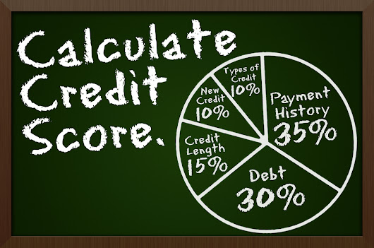 How to Calculate Your Credit Score - The Money Alert