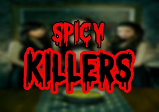 SINOPSIS SPICY KILLERS : KARI DAGING MANUSIA