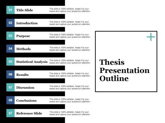 Preparing the Thesis Proposal Defense | GradHacker