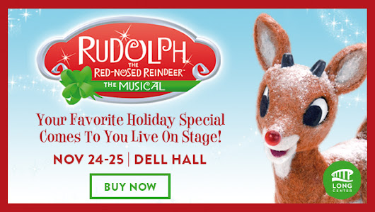Rudolph the Red-Nosed Reindeer Live in Austin, Texas - My Big Fat Happy Life