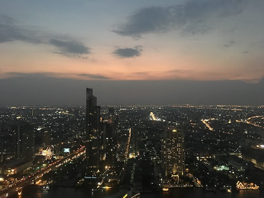 One night in Bangkok - The Mum Blog