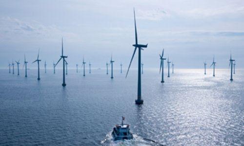 28 Europa ya tiene 3.294 Mw de energía eólica marina