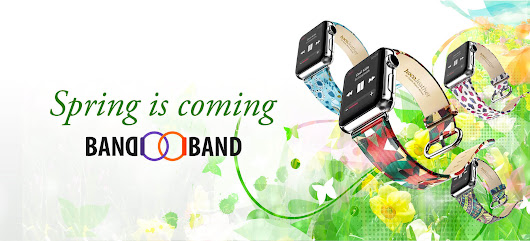 Apple Watch Bands Super Star Serie - Band-Band