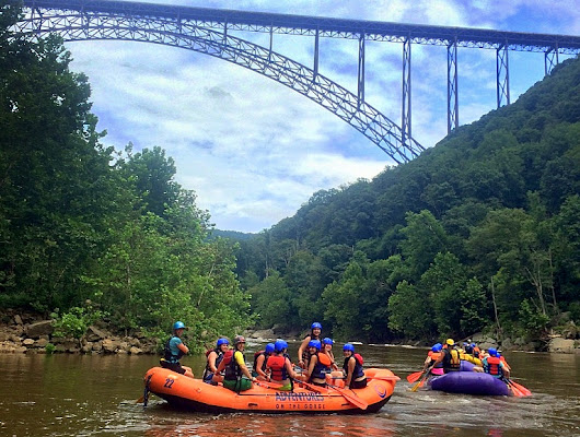 Full rafting comeback expected on New River following 2016 floods - West Virginia Explorer
