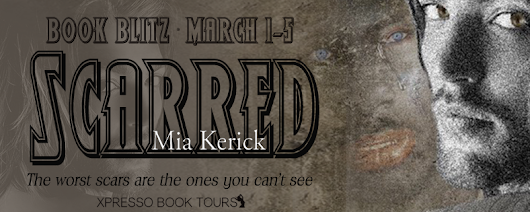 Book Blitz - Scarred