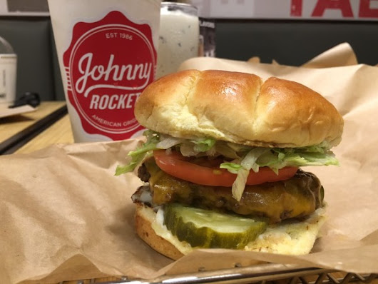Johnny Rockets Georgetown New Look - Beltway Bargain Mom | Washington DC Northern VA Deals and Coupons
