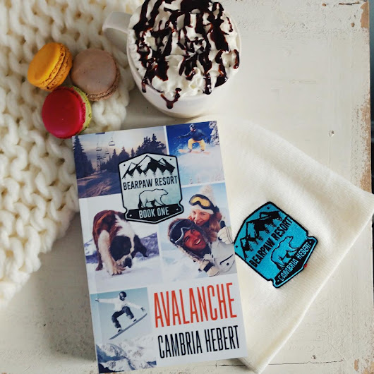 Avalanche is now Available! | Cambria Hebert Books