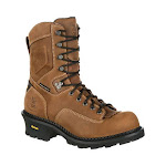Georgia Boot Men's Comfort Core Waterproof Logger Boot
