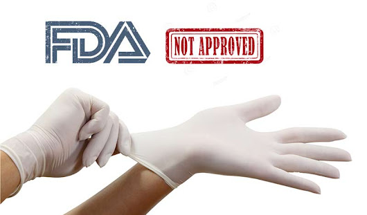 FDA Bans Powdered Lubricants