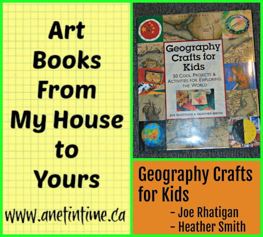 Geography Crafts for Kids - A Net in Time