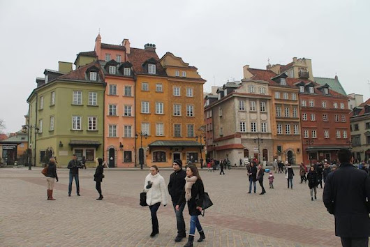 Warsaw, Poland: where heart food outshines constant gray skies - Roamilicious